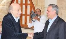 """أرسلان ممتعض من """"الثنائي الشيعي"""" واجتماع حاسم مع """"الوطني الحر"""""""
