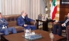 """شمص من """"بيت الوسط"""": الطريق الذي يسلكه الحريري هو الطريق الصحيح"""