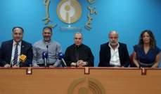 أبو كسم أعلن رسميا زيارة جثمان القديسة مارينا إلى لبنان بين 17 و23 تموز