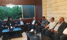 مصطفى حسين: سأعمل بالتعاون مع الجميع لما فيه خير ومصلحة عكار