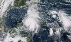 سلطات فلوريدا تأمر بإخلاء المنازل قبل وصول الاعصار مايكل
