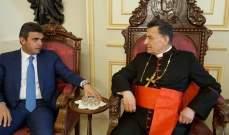 حواط من بكركي: كتلة الجمهورية القوية ترشح الحريري لرئاسة الحكومة