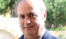 وهاب: دعوة الوفد السوري الإقتصادي الى الإمارات خطوة ممتازة