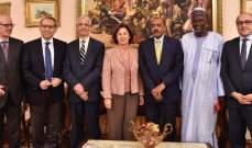 سفير الجزائر: حريصون على إيجاد آلية للتشاور الدوري مع اللبنانيين تعزيزا للعلاقات