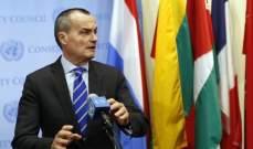 سفير فرنسا المنتهية ولايته لدى واشنطن: صفقة القرن محكوم عليها بالفشل 99 بالمئة