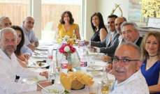 حبشي من دالاس: علينا مسؤولية تسهيل إستعادة المهاجرين هويتهم اللبنانية