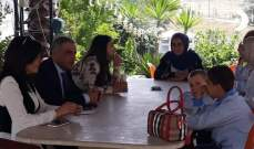 هاشم: نأمل أن تكون ولادة الحكومة سريعة لتنطلق مرحلة العمل الجاد والجدي