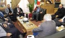 الناشف: كل طرح يمس بعناصر قوة لبنان يتعارض مع مصلحة لبنان واللبنانين