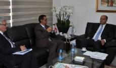 اللقيس يؤكد على دور منظمة الفاو في دعم جهود وزارة الزراعة