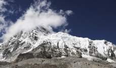 ارتفاع عدد الوفيات بين متسلقي جبال نيبال
