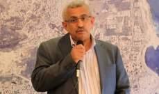 أسامة سعد ينعي قيادي في التنظيم الشعبي الناصري