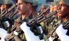 اصابات في اشتباكات بين محتجين من متقاعدي الجيش والدرك في الجزائر