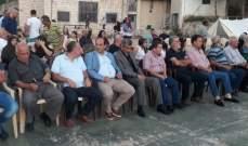 ندوة عن ثورة 23 تموز الناصرية وأبرز التحديات في مخيم للشباب الوطني بالعرقوب