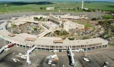 اندلاع حريق بالمطار الرئيسي في كينيا