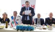 فوشيه: تفاني القوى المسلحة اللبنانية وحرفيتها ضمانة لاستقرار البلاد