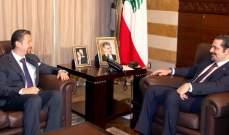 """مصادر للحياة: كرامي تبلّغ توزيره والحريري يتشدد ضد """"الاختراق"""" سنيا"""