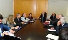 فنيانوس: لمرفأ طرابلس دور مهم من خلال الاستراتجية الجديدة