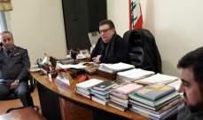 المولى: بلدية النبطية اتخذت قرارات تنظيمية  في نطاقها