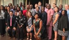 لبنان شارك بورشة عمل في غانا عن تبادل الخبرات في قطاع النفط والغاز