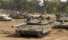 دبابات إسرائيلية تقصف للمرة الثانية موقعاً سورياً في القنيطرة