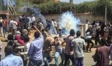 ارتفاع عدد القتلى في السودان جراء تظاهرات السبت إلى 3 أشخاص