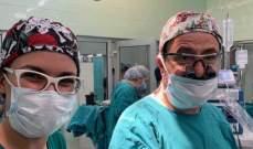 طبيب لبنان في بلغاريا أعاد ترميم قسم من جمجمة فتاتة تهشمت بحادث سير