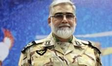 قائد ايراني: نمتلك القدرات الدفاعية اللازمة لمواجهة التهديدات