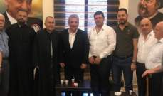 بزي: لتحصين الواقع اللبناني الداخلي وسد منافذ التشنجات
