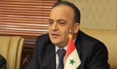 رئيس الحكومة السورية: نتواصل مع الدول الصديقة لتسهيل عودة النازحين
