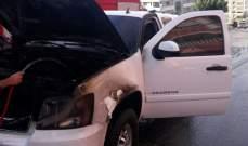 تيار المستقبل: الحريق في سيارة أحمد الحريري ناجم عن عطل كهربائي