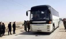"""سانا:الإنتهاء من إخراج مسلحي """"جيش الإسلام"""" وعائلاتهم من الضمير إلى جرابلس"""