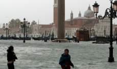 ارتفاع عدد القتلى نتيجة الإعصار في إيطاليا إلى 9 أشخاص