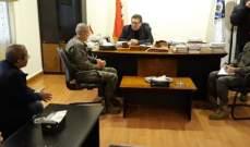 """قائد القطاع الشرقي في """"اليونيفل"""": الوضع الامني على الخط الازرق جيد جدا"""