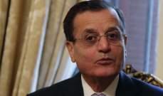 منصور: تشكيل الحكومة يخضع أولا لإرادة اللبنانيين ونجاح الديمقراطيين شكّل ضربة لترامب