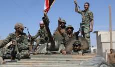 الجيش السوري سيطر على تل موتيلات وقريتي ماسح وتل ماسح غرب تل الضمان