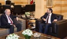 الحريري استقبل سفيري اسبانيا وباكستان ووفدا من جمعية اليازا والقاضي عماد قبلان