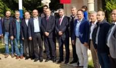 تشاكل زار الكواشرة: نعشق لبنان وتركيا سوف تبقى إلى جانبه دوما