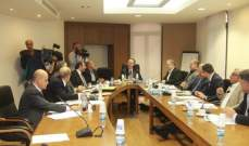 اللجنة الفرعية تابعت درس إقتراح قانون التنظيم الإدراي واللامركزية الإدارية