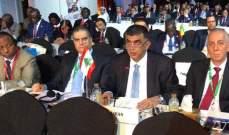 """إختتام مؤتمر """"الانتربول"""" في دبي بحضور اللواء عثمان على رأس وفد رسمي من لبنان"""