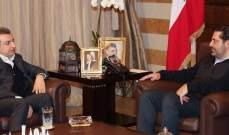 أوساط التقدمي للـLBCI:لقاء أبو فاعور والحريري كسر الجليد وستتبعه لقاءات أخرى