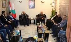 الديمقراطي اللبناني والتوحيد العربي: لقاءاتنا تصب بمصلحة الجبل دون استهداف لأحد