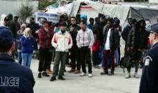 الغارديان: تفاقم الأزمة الإنسانية في مخيمات المهاجرين في اليونان