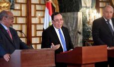 وزير خارجية تونس: لا يمكن الحديث عن نجاح مسار سياسي بليبيا دون توحيد الجيش