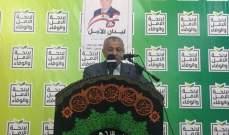 محمد نصرالله: التهويل الحاصل لن يشتت تفكيرنا عن إجراء إنتخابات ديمقراطية