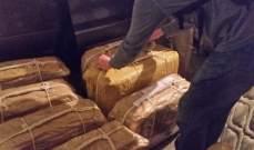 إحباط تهريب 400 كيلوغرام من الكوكايين عبر حقائب دبلوماسية بالارجنتين