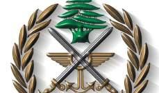 الجيش: تعرض دورية ومركزين تابعين للجيش لإطلاق نار وإصابة 4 عسكريين