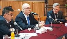 أبو فاضل: العلاقات السورية اللبنانية السورية ستتوج بزيارة للرئيس عون إلى دمشق