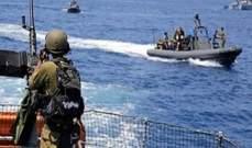 وسائل إعلام اسرائيلية: الجيش الاسرائيلي يتعامل مع حدث أمني في بحر حيفا