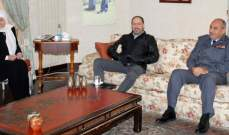 بهية الحريري دانت إعتداءات إسرائيل على لبنان ونوهت بوحدة الموقف اللبناني