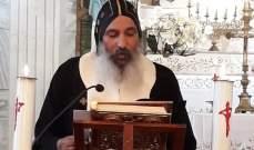 الاورشليمي من بقاعكفرا: لا يمكن ان يخلو الشرق من المسيحيين لانه مهد الإيمان